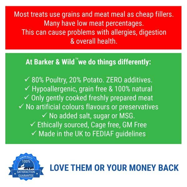the truth about dog treats